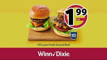 Winn-Dixie TV Spot, 'Ground Beef and Colossal Cantaloupes' - Thumbnail 4