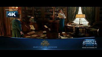 DIRECTV Cinema TV Spot, 'Mary Poppins Returns' - Thumbnail 2