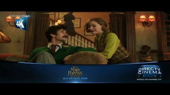 DIRECTV Cinema TV Spot, 'Mary Poppins Returns' - Thumbnail 5
