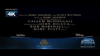 DIRECTV Cinema TV Spot, 'Mary Poppins Returns' - Thumbnail 7