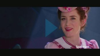Spectrum On Demand TV Spot, 'Mary Poppins Returns and On the Basis of Sex' - Thumbnail 1