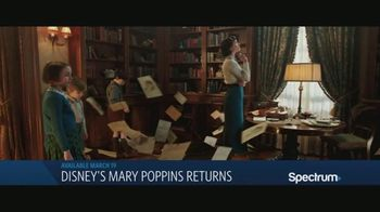 Spectrum On Demand TV Spot, 'Mary Poppins Returns and On the Basis of Sex' - Thumbnail 3