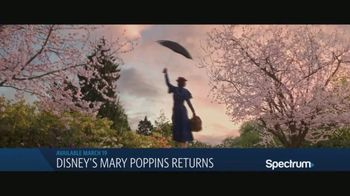 Spectrum On Demand TV Spot, 'Mary Poppins Returns and On the Basis of Sex' - Thumbnail 4