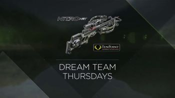 TenPoint Nitro XRT TV Spot, 'Dream Team Thursdays' - Thumbnail 3
