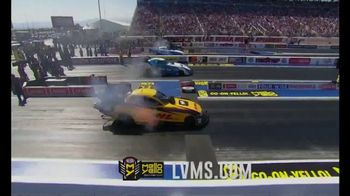 NHRA TV Spot, '2019 Denso Spark Plugs Four-Wide Nationals' - Thumbnail 1