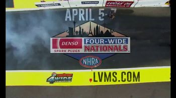NHRA TV Spot, '2019 Denso Spark Plugs Four-Wide Nationals' - Thumbnail 7