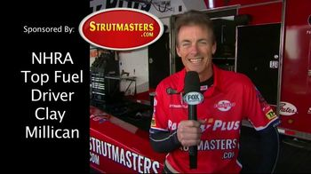 Strutmasters TV Spot, 'Suspension System' Featuring Clay Millican - 36 commercial airings