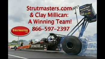 Strutmasters TV Spot, 'Suspension System' Featuring Clay Millican - Thumbnail 10