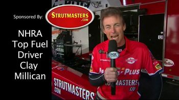 Strutmasters TV Spot, 'Suspension System' Featuring Clay Millican - Thumbnail 2