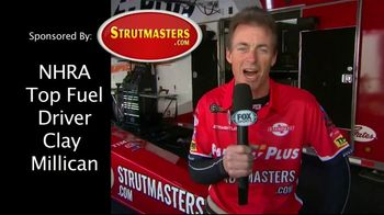 Strutmasters TV Spot, 'Suspension System' Featuring Clay Millican - Thumbnail 3