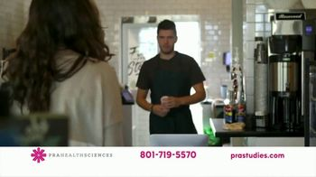PRA Health Sciences TV Spot. 'Do You Have Some Time?' - Thumbnail 4