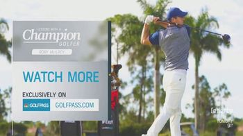 GolfPass TV Spot, 'Lessons With a Champion Golfer: Rory McIlroy' - Thumbnail 10