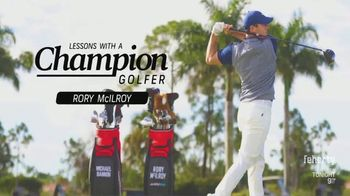 GolfPass TV Spot, 'Lessons With a Champion Golfer: Rory McIlroy' - Thumbnail 8