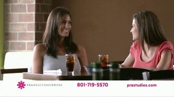 PRA Health Sciences TV Spot, 'Research Study: Up to $3,050' - Thumbnail 2