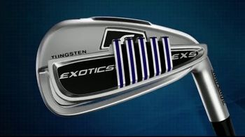 Tour Edge Exotics EXS TV Spot, \'What If?: Sweet Spot\'