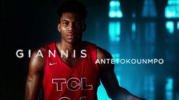 Target TV Spot, 'TCL: Powerful Performance' Featuring Giannis Antetokounmpo - Thumbnail 1