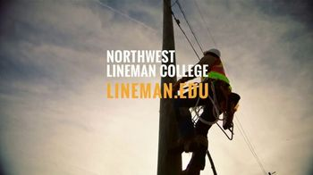 Northwest Lineman College TV Spot, 'When Your World Stops' - Thumbnail 10