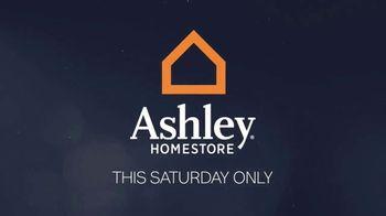 Ashley HomeStore Midnight Madness TV Spot, 'BOGO Half-Off Storewide'