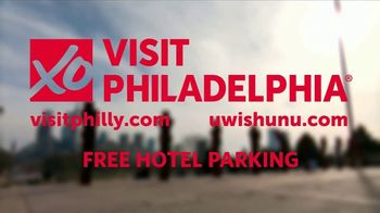 Visit Philadelphia TV Spot, 'Philly in 60: Roy Pitz Barrel House, Spin, Stand Exhibit, Harp & Crown' - Thumbnail 10