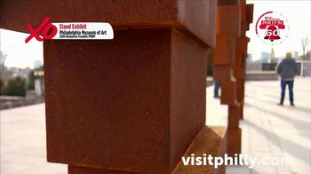 Visit Philadelphia TV Spot, 'Philly in 60: Roy Pitz Barrel House, Spin, Stand Exhibit, Harp & Crown' - Thumbnail 8