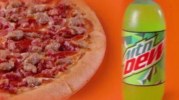 Little Caesars Pizza TV Spot, 'Free Pepsi 2-Liter!' - Thumbnail 2