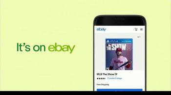 eBay TV Spot, 'MLB Opening Week: It's on Ebay' - Thumbnail 9
