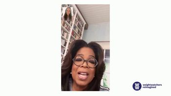 WW TV Spot, 'Oprah Facetime Launch' - Thumbnail 8
