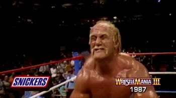 Snickers TV Spot, 'Hungry for Mania Moment: Wrestlemania III' - Thumbnail 9
