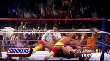 Snickers TV Spot, 'Hungry for Mania Moment: Wrestlemania III' - Thumbnail 8