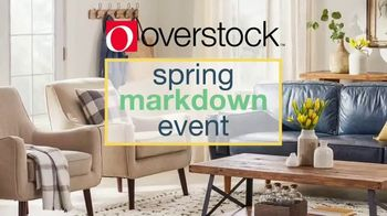 Overstock.com Spring Markdown Event TV Spot, 'Latest Trends' - Thumbnail 1