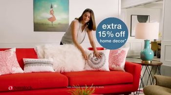 Overstock.com Spring Markdown Event TV Spot, 'Latest Trends' - Thumbnail 2