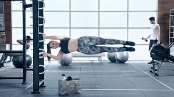 Planet Fitness TV Spot, 'Sideways Pull Ups' - Thumbnail 2