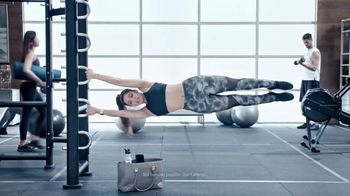 Planet Fitness TV Spot, 'Sideways Pull Ups' - Thumbnail 3