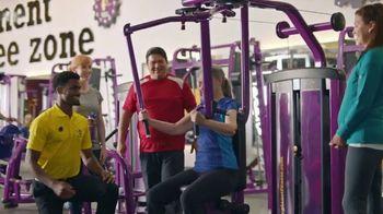 Planet Fitness TV Spot, 'Sideways Pull Ups' - Thumbnail 8