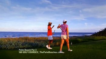 Discover the Palm Beaches TV Spot, '160 Golf Courses' - Thumbnail 5