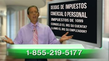 Call the Tax Doctor TV Spot, 'La falta de tiempo' [Spanish] - Thumbnail 6