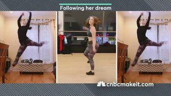 CNBC Make It TV Spot, 'Aspiring Dancer' - Thumbnail 2