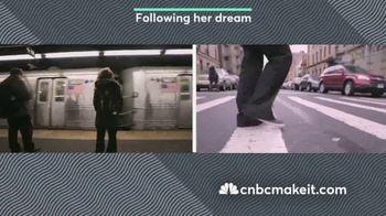 CNBC Make It TV Spot, 'Aspiring Dancer' - Thumbnail 3