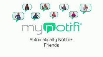 MyNotifi TV Spot, 'Fall Detection Technology' - Thumbnail 2