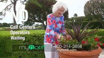 MyNotifi TV Spot, 'Fall Detection Technology' - Thumbnail 4