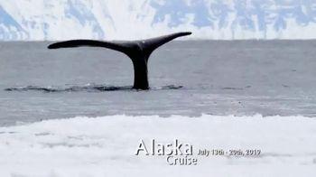 Turning Point with Dr. David Jeremiah TV Spot, '2019 Alaska Cruise' - Thumbnail 4