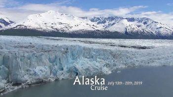 Turning Point with Dr. David Jeremiah TV Spot, '2019 Alaska Cruise' - Thumbnail 5