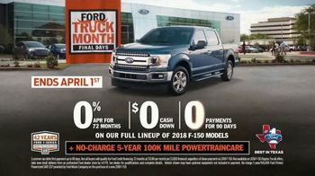 Ford Truck Month TV Spot, 'Final Days: 2018 F-150' [T2] - Thumbnail 7