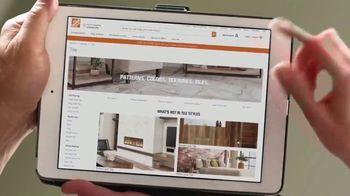 The Home Depot TV Spot, 'Tile Trends: LifeProof' - Thumbnail 5