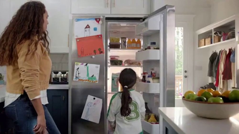 The Home Depot TV Commercial, \'Fuel Your Team: Samsung Kitchen Suite\' -  Video