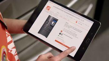 The Home Depot TV Spot, 'Fuel Your Team: Samsung Kitchen Suite' - Thumbnail 5