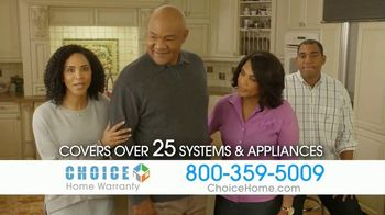 Choice Home Warranty TV Spot, 'Army of Expert Technicians' Featuring George Foreman - Thumbnail 3