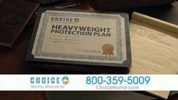 Choice Home Warranty TV Spot, 'Army of Expert Technicians' Featuring George Foreman - Thumbnail 6