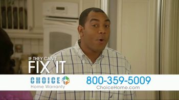 Choice Home Warranty TV Spot, 'Army of Expert Technicians' Featuring George Foreman - Thumbnail 8