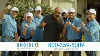 Choice Home Warranty TV Spot, 'Army of Expert Technicians' Featuring George Foreman - 3573 commercial airings